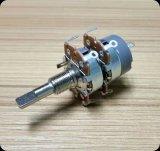 3 piste de la résistance du potentiomètre rotatif 360 rhéostat