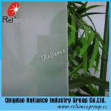 3мм-12мм кислоты выбиты стекла с маркировкой CE&сертификат ISO