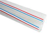 鋼線のホースのサクションパイプPVC適用範囲が広い管の紫外線抵抗力がある