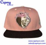 Personalizar o tampão do Snapback da alta qualidade/barato o chapéu do tampão de Hiphop