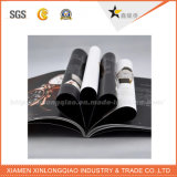 Compartimiento modificado para requisitos particulares a todo color de la foto del Hardcover de la impresión del libro del diseño mini