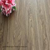 planche en bois d'étage de vinyle de PVC des graines de configuration desserrée commerciale de 5mm