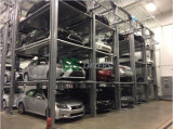 Ce тавра Gg 2.5 2-3 тонны подъема стоянкы автомобилей автомобиля корабля штабелеукладчика гидровлического цилиндра уровней автоматического