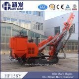 Hf158yの地下鉱山DTHの掘削装置