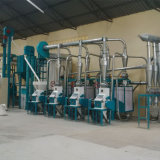 Linha de produção personalizada da máquina da trituração do milho