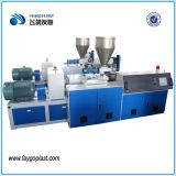 Máquina de fabricação de extrusão de tubos de PVC