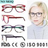 이탈리아 Eyewear는 눈에 여자 Eyewear를 위한 유리제 광학 프레임이라고 상표를 붙인다
