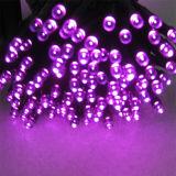 Cadena de hadas RGB LED de luz con el centelleo de modo estable o