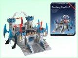 Capretti DIY 3D Castle Puzzle Educational Toys (H4551298)