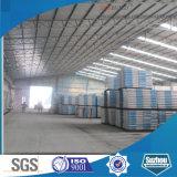 PVC laminado Placa de Yeso con la parte posterior del papel de aluminio (ISO certificada)