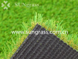gazon de synthétique de 40mm pour le jardin ou l'horizontal (SUNQ-HY00129)