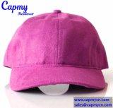 Nuevo surtidor de la gorra de béisbol del sombrero del papá del color