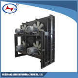 H16V190zl-Yzws-1에 의하여 주문을 받아서 만들어지는 알루미늄 물 냉각 Radiator