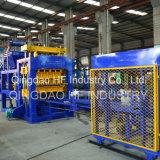 Maquinaria comprimida do tijolo da terra da imprensa Qt8-15 hidráulica