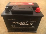 DIN Powerenergy55MF 12V55Ah sans entretien batterie auto