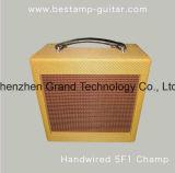 """"""" 5f1a 1*8 Tweed-Champion Hand-Verdrahteter kombinierter Verstärker 5W (G-5)"""