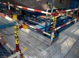Het Dek van /Metal van de Raad/van de Plank van het Staal van de steiger