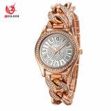 De hete Luxe Van uitstekende kwaliteit Watches#V976 van het Horloge van de Kleding van de Diamant van de Manier van de Horloges van de Vrouwen van de Verkoop