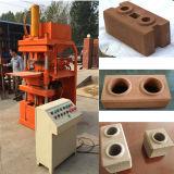 Qt1-10自動油圧Legoの煉瓦機械