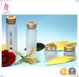 Botellas de vidrio cerámico de degradado para el cuidado de la piel cosmética