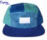 印刷パターン5パネルの急な回復の帽子の帽子の製造者