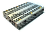 Tischplattenhemmer des signal-6-Antennas für DES GPS-WiFi/Fernsteuerungshemmer VHF-UHFhemmer-315/433MHz/Mobiltelefon-Hemmer