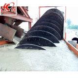 Machine à laver élevée de sable de vis de Neatness