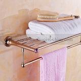 Rosen-goldene Badezimmer-Zubehör