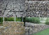 돌 감금소를 위한 철망사 Gabion 6각형 상자