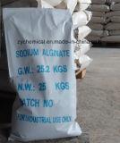 Alginate do sódio para o espessador da indústria têxtil