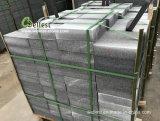 Mattonelle grige del granito di G633 Azul per il rivestimento pavimento/della parete