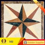 2016新しいデザイン磨かれた合成の大理石はタイルを張る床タイル(L6050)を