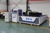 Edelstahl-Faser-Laser-Ausschnitt-Maschine für das Blech-Aufbereiten