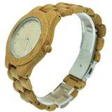OEM de Professionele Fabrikant van de Horloges van het Sandelhout van de Fabriek van de Productie