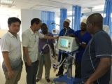 Het medische Ventilator S1600 van de Apparatuur ICU