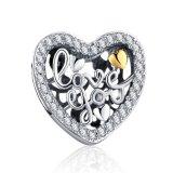 De authentieke Echte Zilveren Bijkomende Juwelen van Parel 925