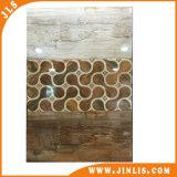 La impresión 3D de porcelana decorativa suelo rústico de cuarto de baño de cerámica azulejos de pared