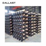 Únicos cilindros hidráulicos telescópicos ativos usados para o caminhão de descarga