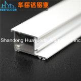 Порошковое покрытие алюминиевых профилей рамки опускного стекла украшения из алюминия