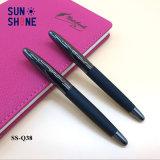 Crayon lecteur de pulvérisation adhésif de rouleau de vente d'écriture de noir en métal de crayon lecteur lisse chaud d'encre