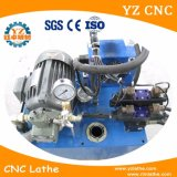 Fanuc CNC Lathe Type de lit plat Tour CNC tour automatique Fabricant tournant Centre