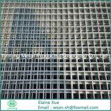 Plataforma de rejilla de acero galvanizado