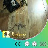 材木AC3ミラーのカシの寄木細工の床の木製の木の薄板にされたフロアーリング