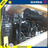 重い構築の機械装置5トンの車輪のローダー