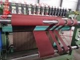 China Jumbo Máquina Guilhotinagem Rolo Abrasivos Cortador