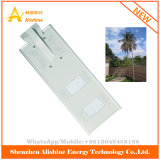 5W/8W/10W/20W Luz solar calle con todo-en-uno integrado/iluminación LED de exterior