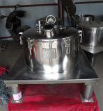 Food Grade centrifugar centrifugadora de placa plana de acero inoxidable de la Sal