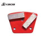 Flexible de granit humide polissage de diamants des plaquettes pour meuleuse d'angle