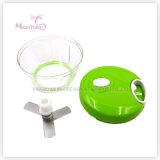 8,5*12,5*8 см кухонные инструменты Food Grade ABS+нержавеющая сталь + силикон ручной измельчитель овощей