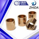 Le type cylindrique fer de tailles importantes élevées de Percision a basé le coussinet aggloméré